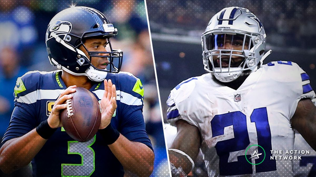 Seahawks-Cowboys Betting Preview: Will Dallas Continue to Struggle as a Home Favorite? article feature image