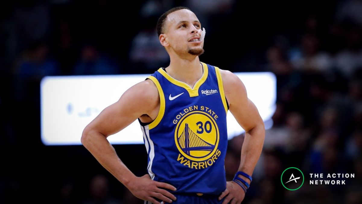 Pelicans-Warriors Betting Guide: Will the Historically High Over/Under Hit? article feature image
