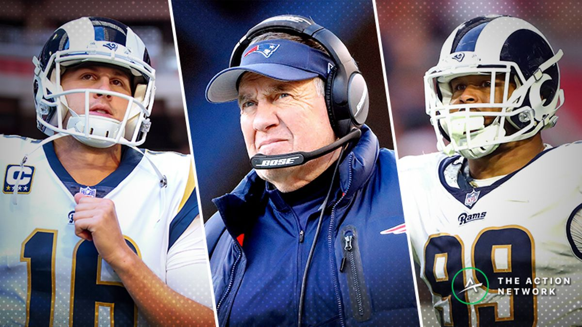 53 Things to Know for Super Bowl 53: Prop Bets, Rams-Patriots Analysis, More article feature image