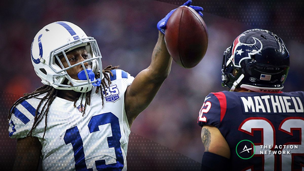 NFL Wild Card Funnel Defense Ratings: Colts-Texans Offers High Passing Upside article feature image