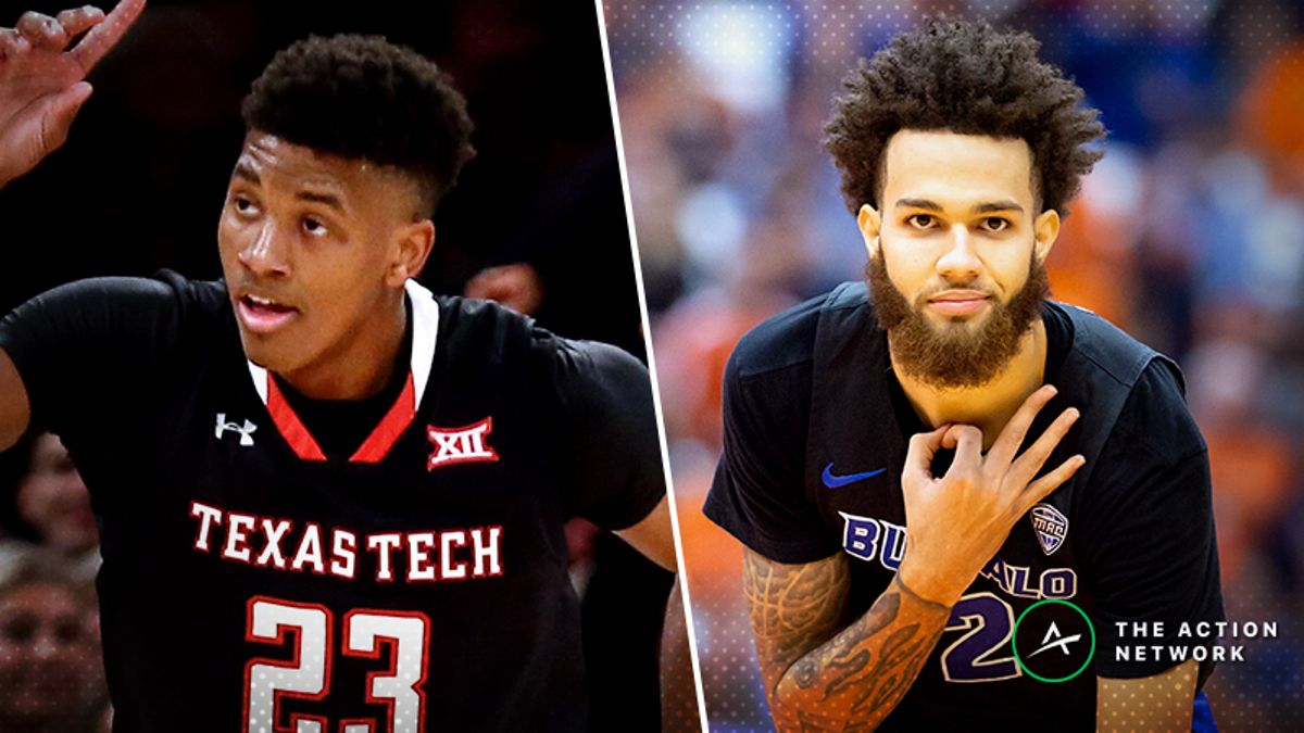Tuesday's College Basketball Betting Previews: Texas Tech-Kansas State, Buffalo-Northern Illinois article feature image