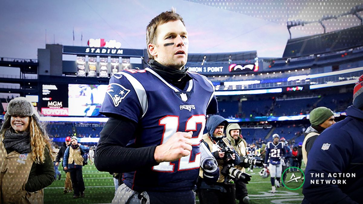 Tom Brady's History as a Playoff Underdog: The Goat Is a Pooch for Only 7th Time article feature image