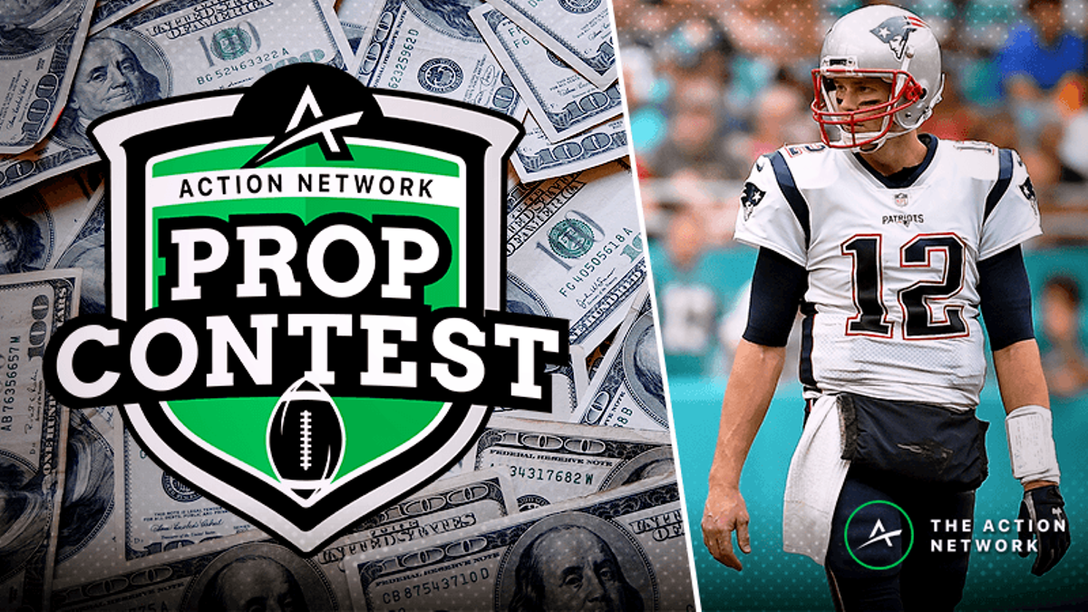 Win $5,000 in Cash: Enter Darren Rovell's FREE Super Bowl Props Contest article feature image