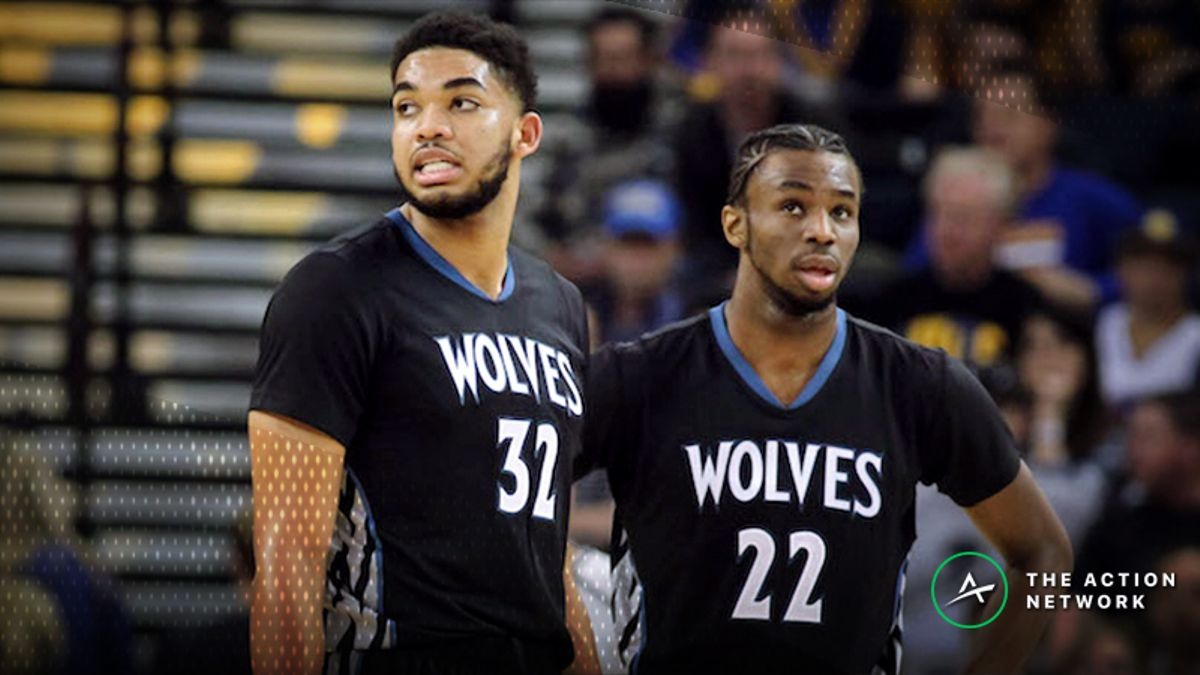 Wolves-Thunder Betting Guide: How Thibodeau's Firing Affects This Over/Under article feature image