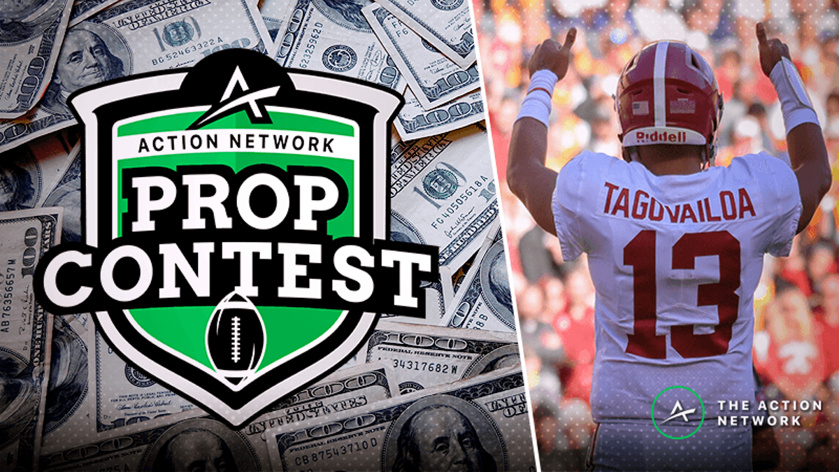 Win $1,000 in Cash: Enter Darren Rovell's FREE CFB National Championship Props Contest article feature image