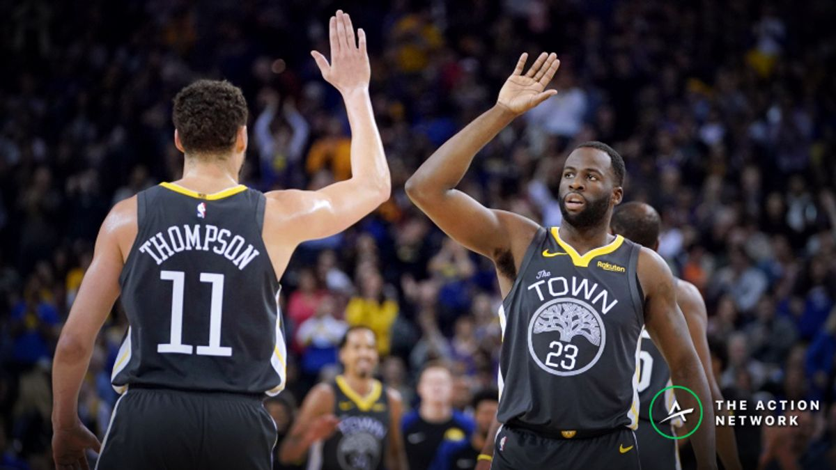 Clippers-Warriors Getting 50% More Money Than Usual Due to DeMarcus Cousins' Return article feature image