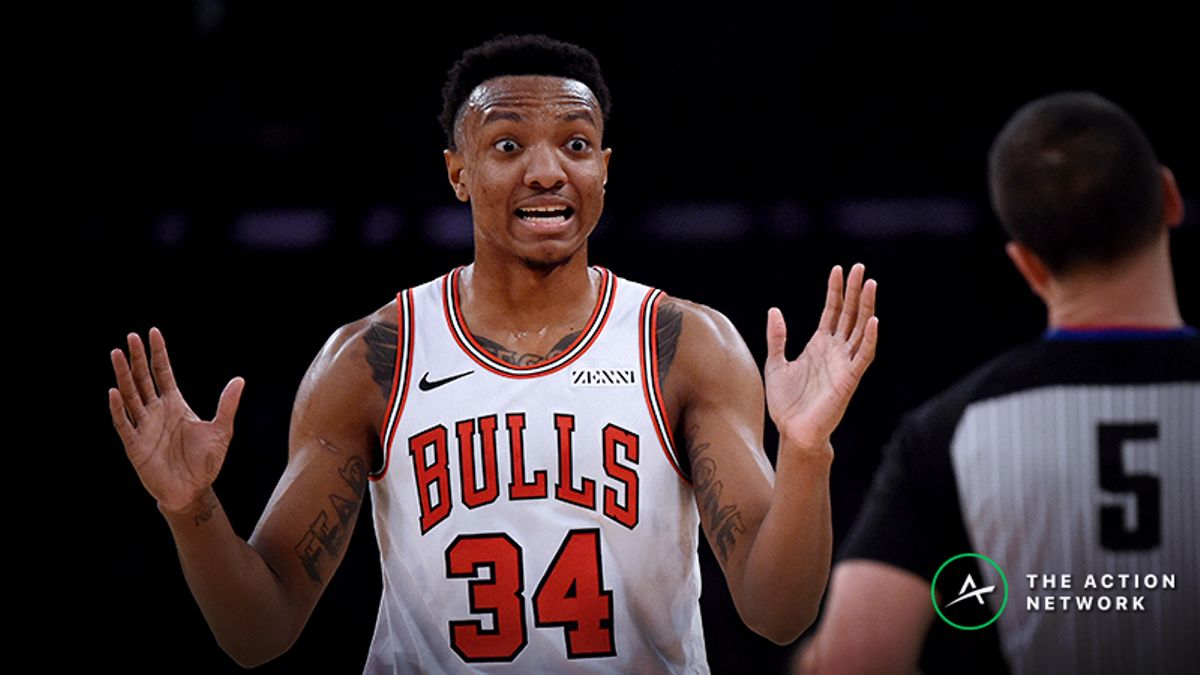 NBA Injury Report: Betting, DFS Impact of Wendell Carter Jr. & Raptors Injuries article feature image