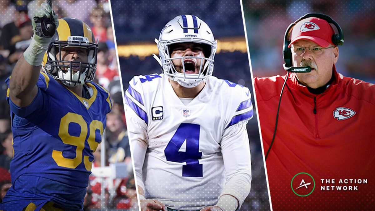 Saturday NFL Divisional Round Mega Preview: All You Need to Know for Colts-Chiefs, Cowboys-Rams article feature image
