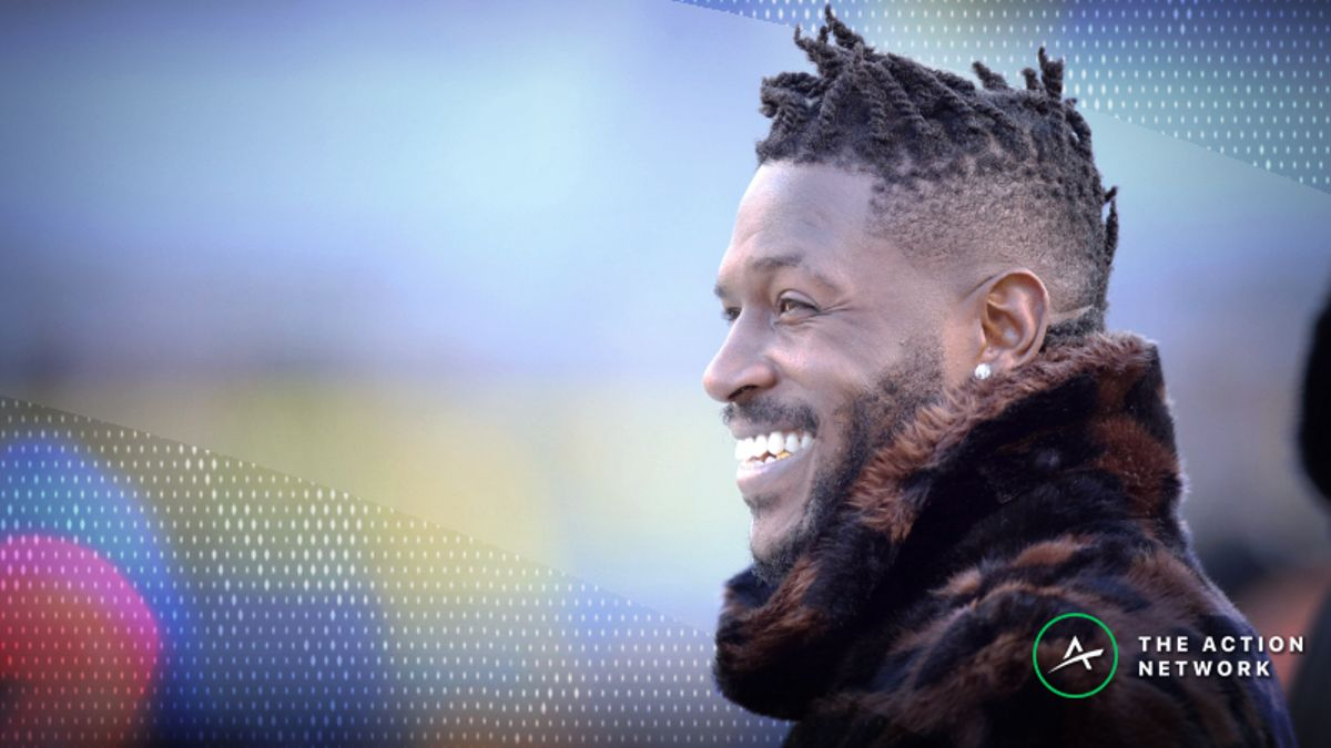 Betting Odds Predict Antonio Brown's 2019 NFL Team article feature image