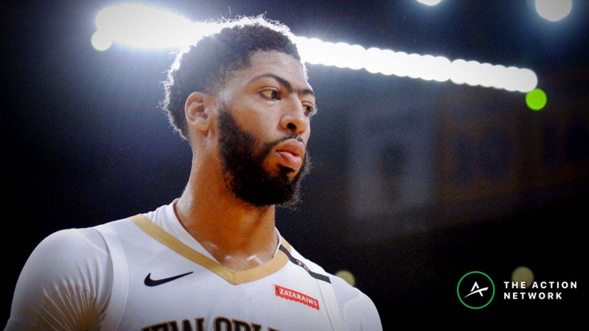 Lakers Favored To Land Anthony Davis by Start of 2019-20 Season article feature image
