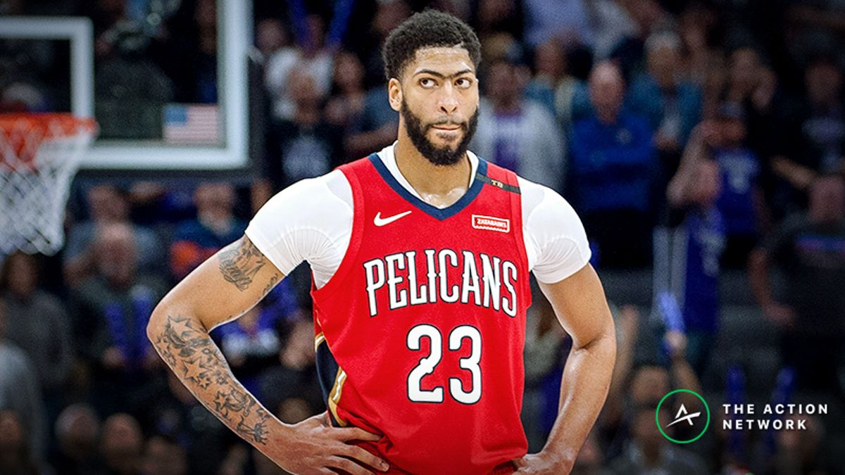 Moore: Why the New Orleans Pelicans Should Refuse to Trade Anthony Davis article feature image