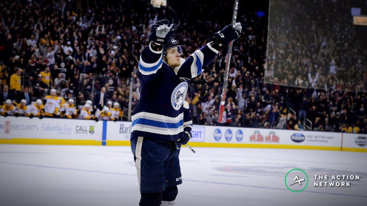 Freedman's Favorite NHL Matchup (Jan. 19): Artemi Panarin vs. Cam Atkinson article feature image