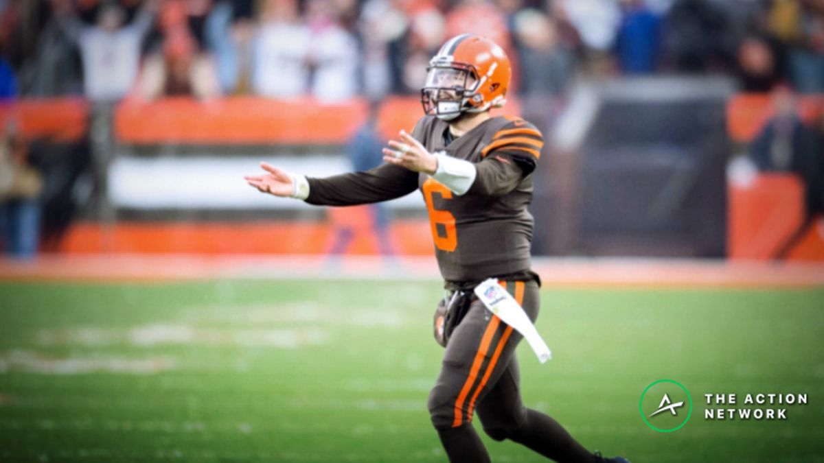 2019 NFL Team Needs: Browns QB Baker Mayfield Needs a Left Tackle article feature image