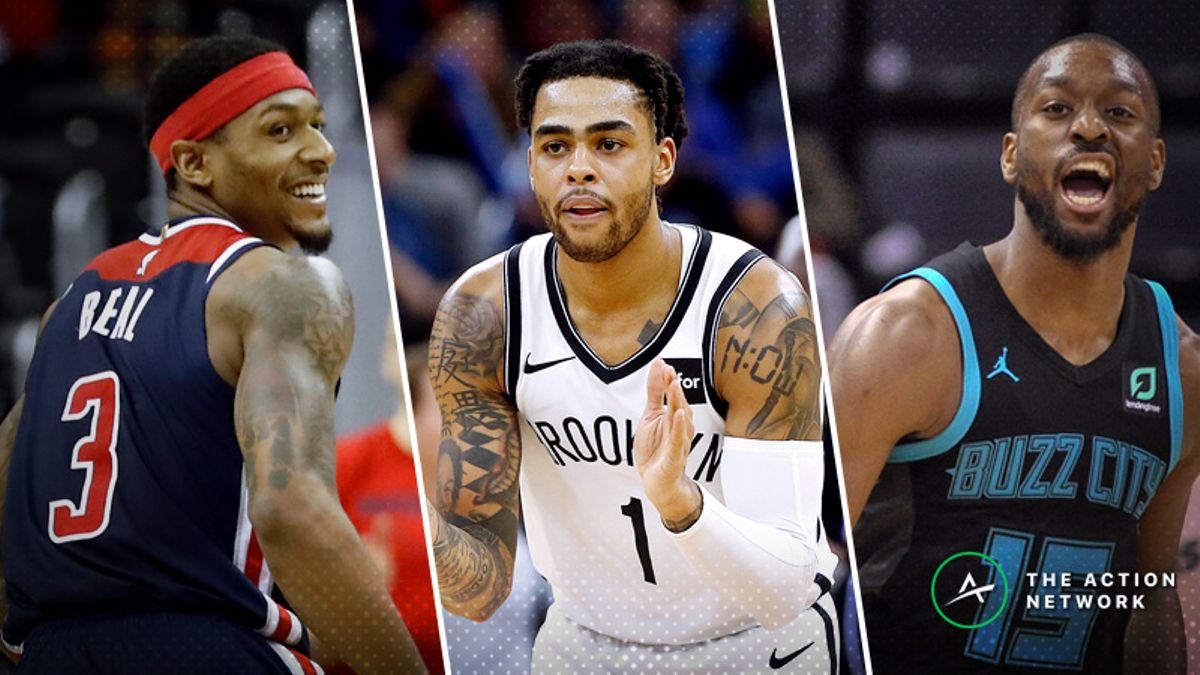 NBA Expert Picks: Our Staff's Favorite Bets for Wizards-Magic, 3 Other Friday Games article feature image