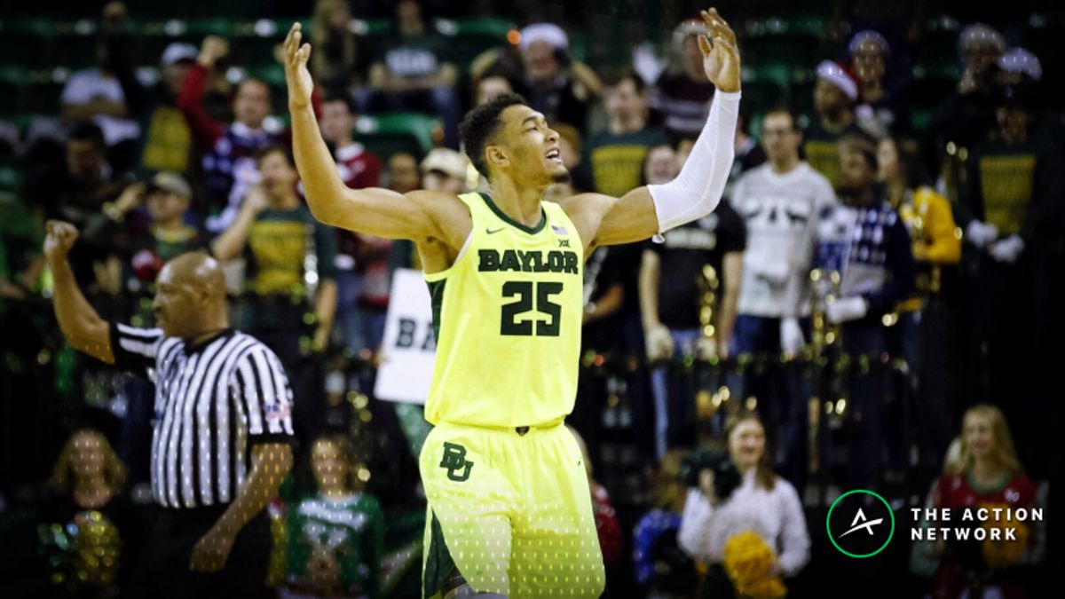 CBB Sharp Report: Pros Betting Iowa State-Baylor, 2 Other Tuesday Games article feature image
