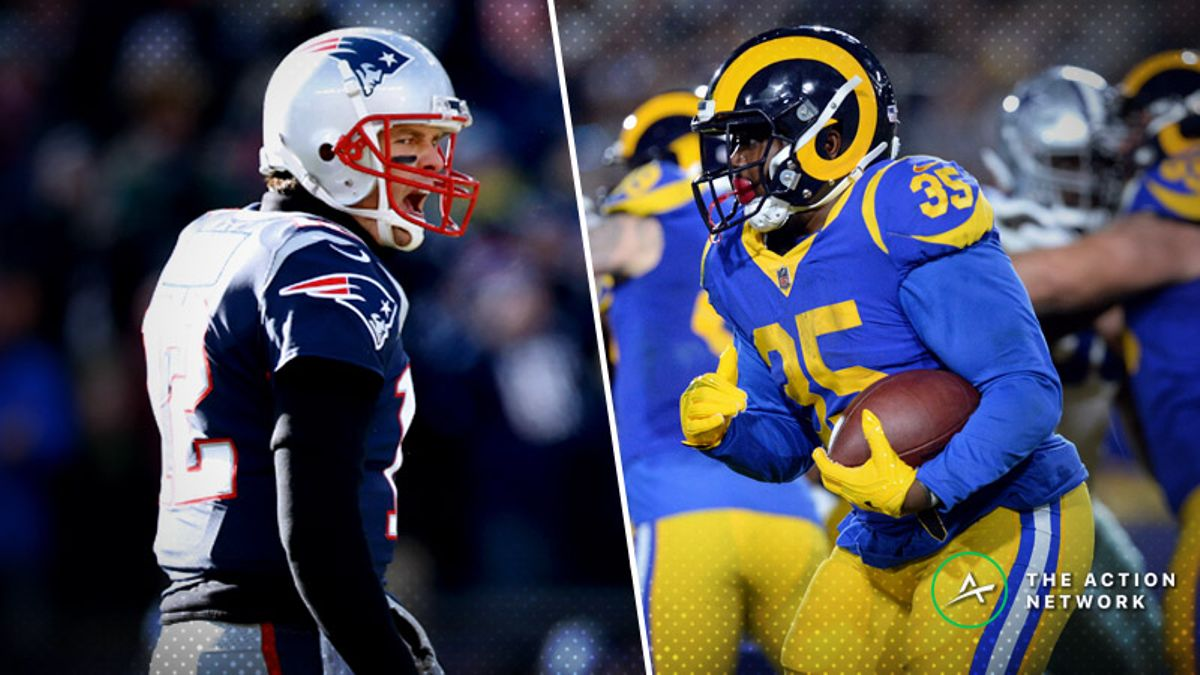 NFL Divisional Round Fantasy Football Takeaways: Tom Brady Again Defeats Father Time, C.J. Anderson Keeps Balling, More article feature image