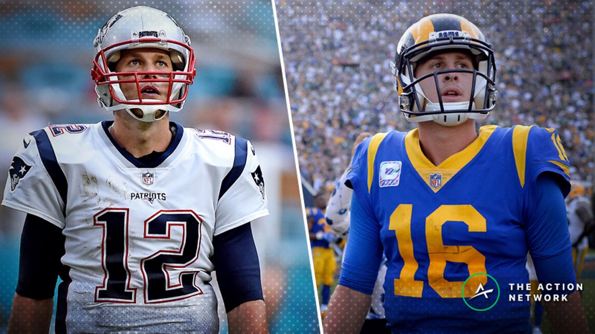 NFL Super Bowl 53 Picks: Our Experts' Favorite Bets for Patriots-Rams article feature image