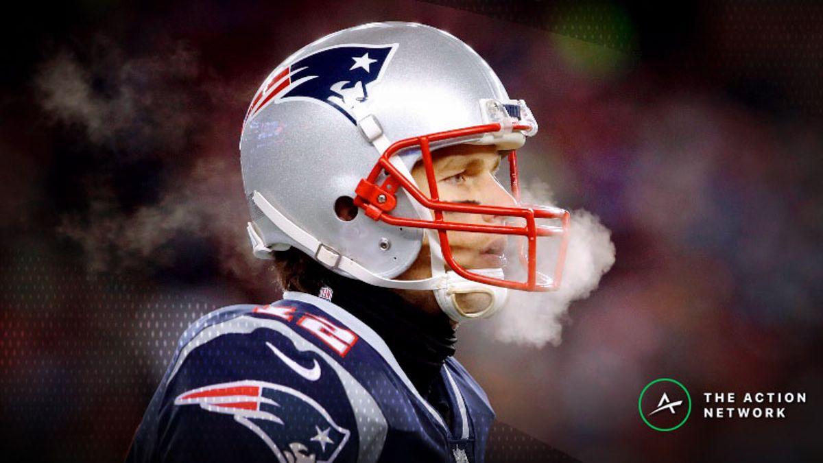 Bill Simmons' NFL Betting Theory: Does Cold Weather Impact Playoff Over/Unders? article feature image