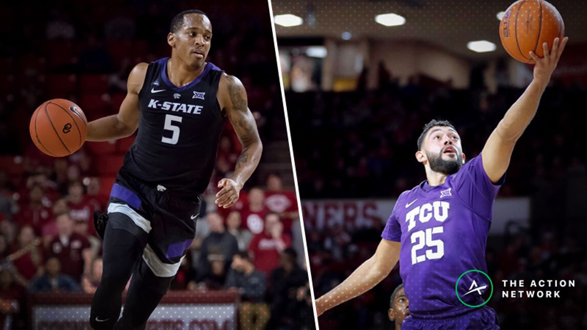 Saturday College Basketball Betting Previews: TCU-Kansas State, Arkansas-Ole Miss article feature image