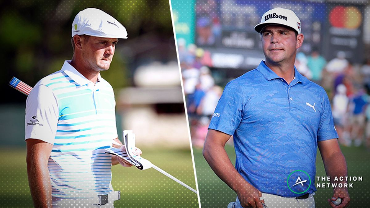 Sobel's Sony Open Matchup Bets: Bryson DeChambeau vs. Gary Woodland in Round 2? article feature image