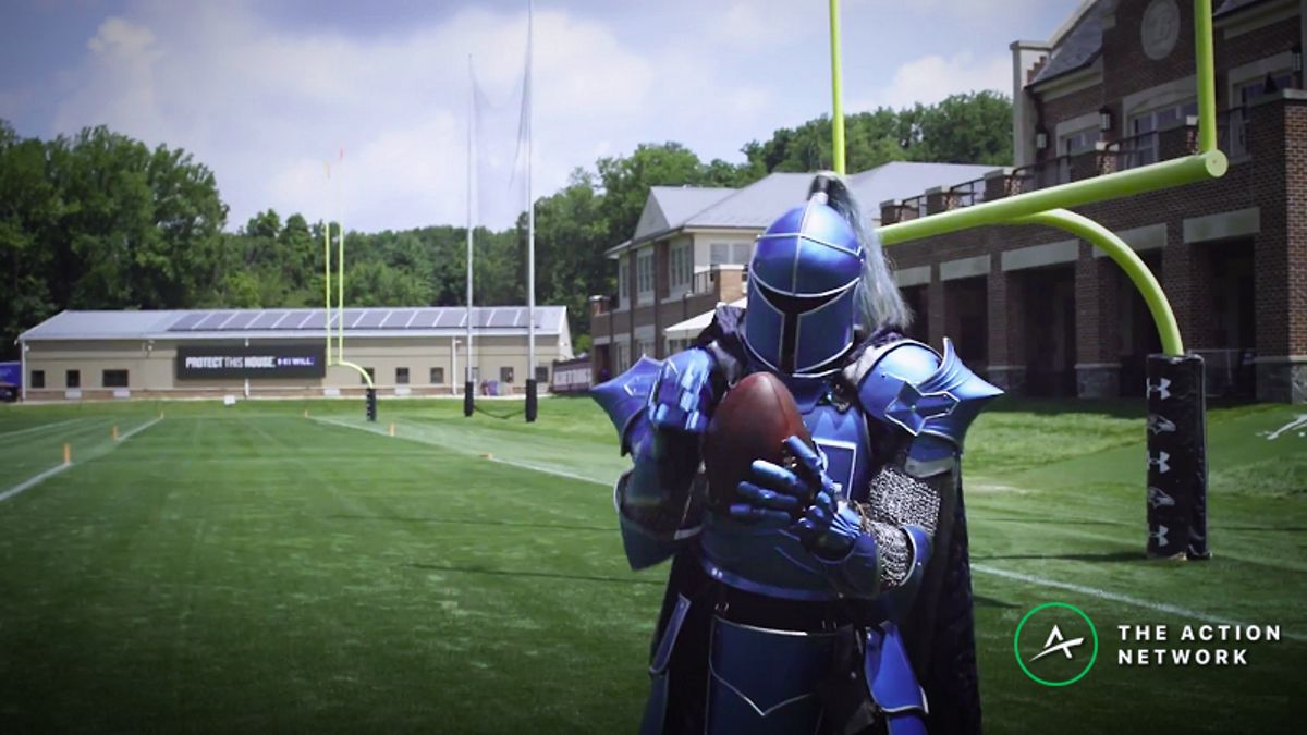 Super Bowl 53 Props: How Many Bud Light Commercials Will Feature the Bud Knight? article feature image