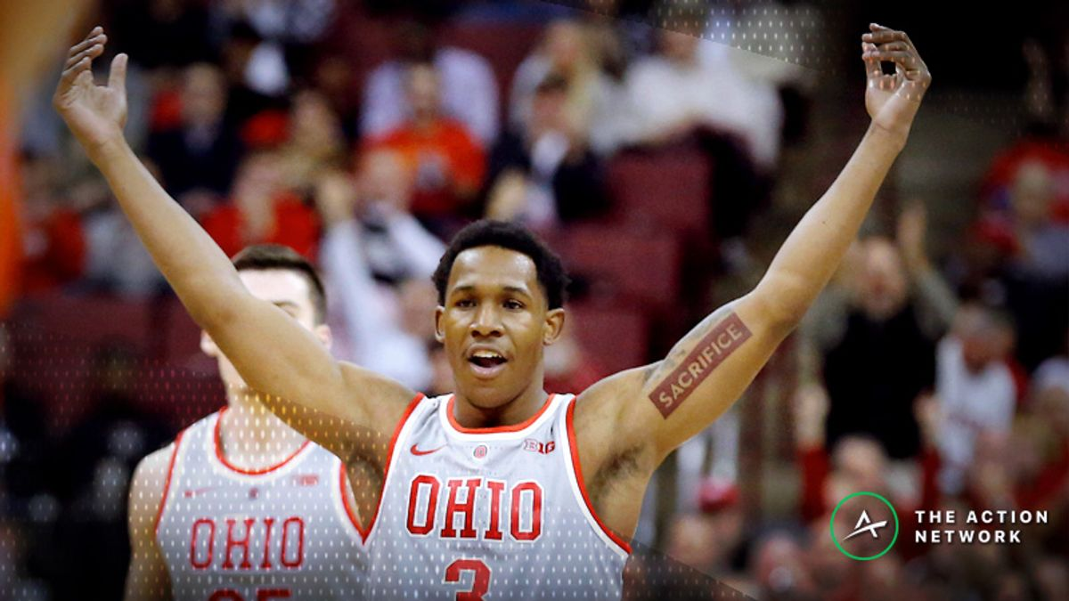 Ohio State Is Red Hot, But Are Their Title Odds Worth a Bet? article feature image
