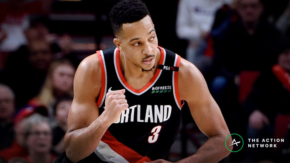 Saturday's Best NBA Player Props: Betting CJ McCollum Points, More article feature image
