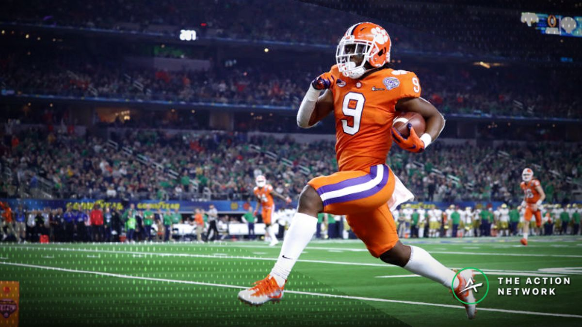 Wilson: What I'm Betting on Clemson-Alabama in 2019 National Championship Game article feature image
