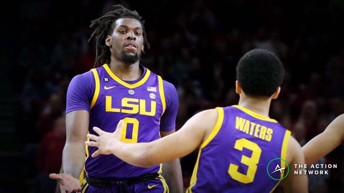 Wednesday College Basketball Betting Previews: LSU-Georgia, Marquette-DePaul article feature image