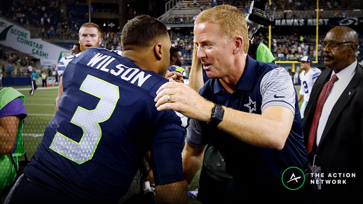 Sharp Money Continuing to Flow on Seahawks-Cowboys Wild Card Game article feature image