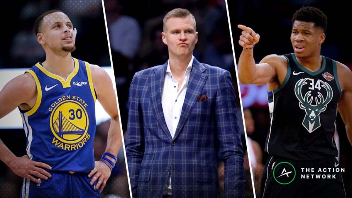 NBA Expert Picks: Our Staff's Favorite Bets for 76ers-Warriors, Mavericks-Pistons, More article feature image