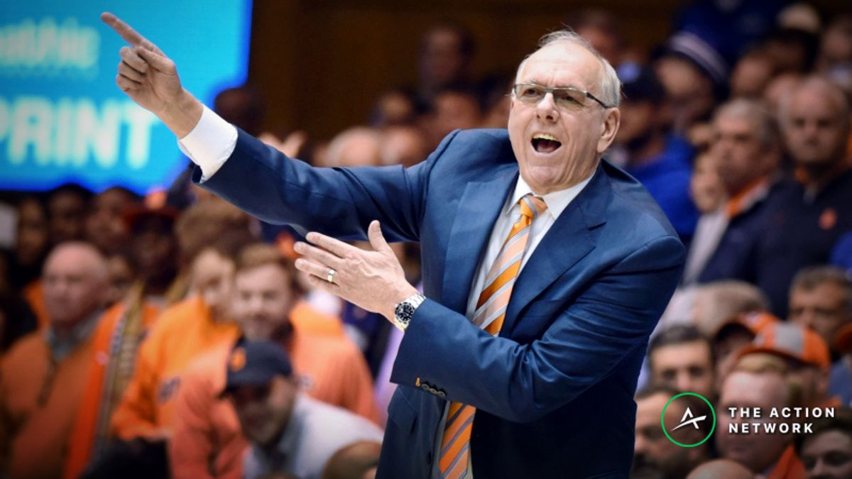 CBB Sharp Report: Pros Betting Miami-Syracuse, 2 Other Thursday Games article feature image