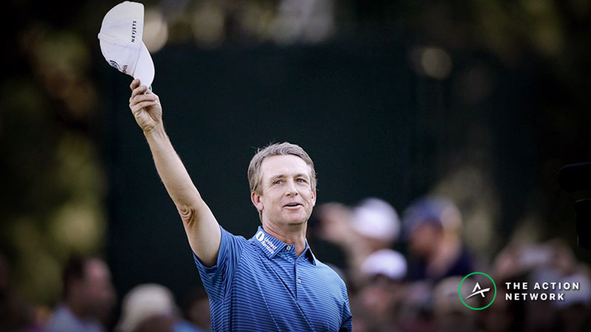 David Toms' Favorite Golf Gambling Story: A Hole-In-One and an Annoying Caddy article feature image