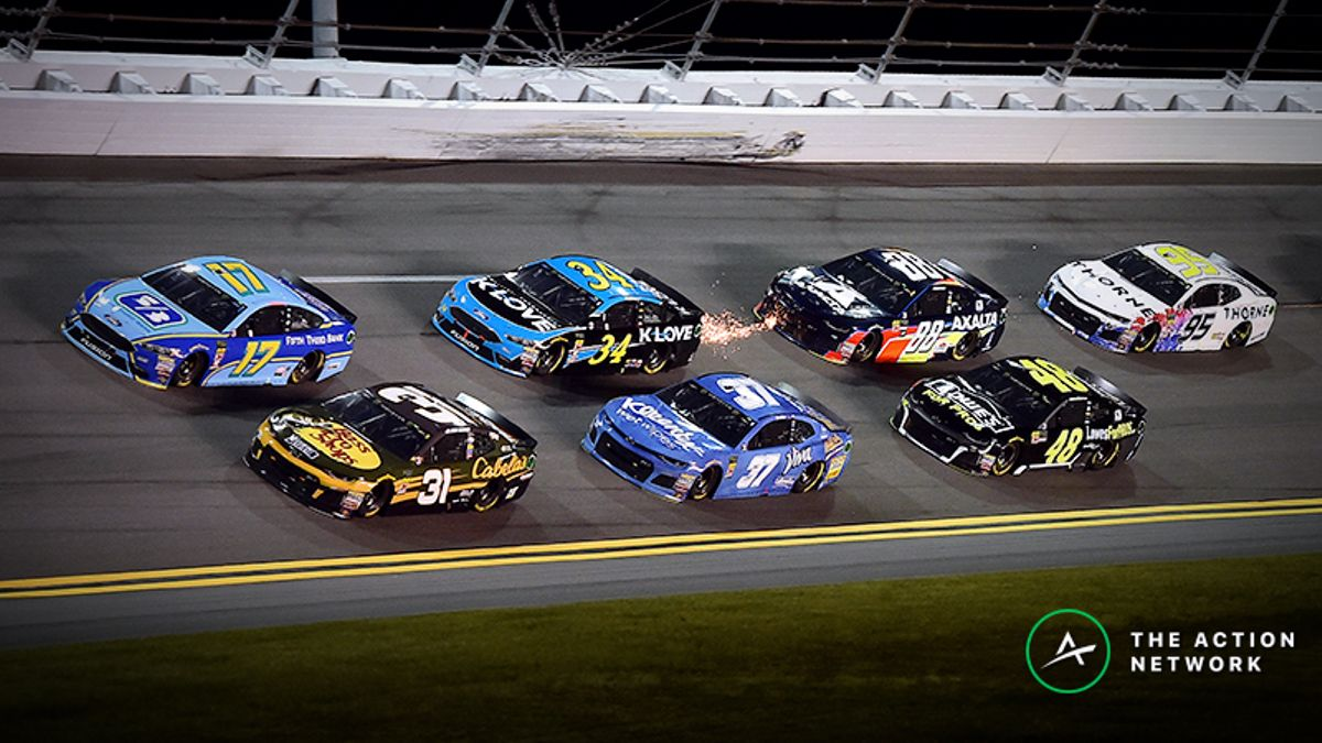 Walsh: The 2019 Daytona 500 Sleeper Bet to Jump on Right Now article feature image