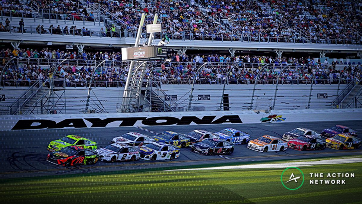 Walsh: The Daytona 500 Bet to Make Right Now article feature image