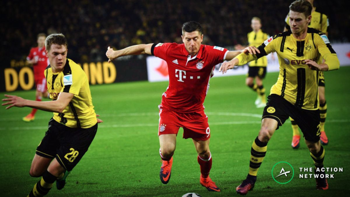 European Betting Preview, Feb 1-4: Can Bayern Munich Gain Ground in the Bundesliga Title Race? article feature image