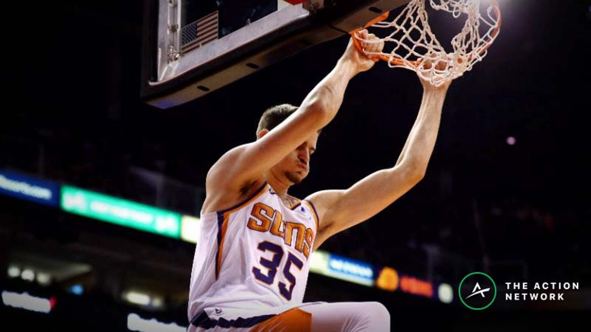 Freedman's Favorite NBA Prop Bet (Jan. 22): Will Dragan Bender Score 12 Points? article feature image