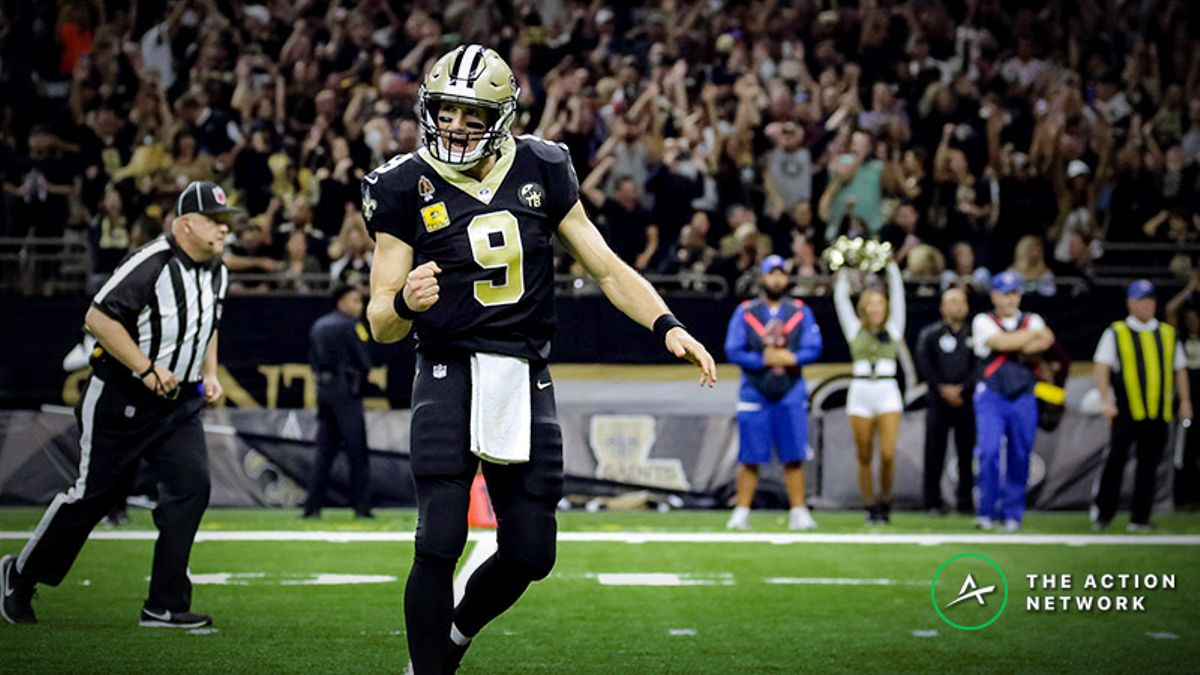 Rams-Saints Bookmaker Report: Sharps and Squares Disagree on Over/Under article feature image