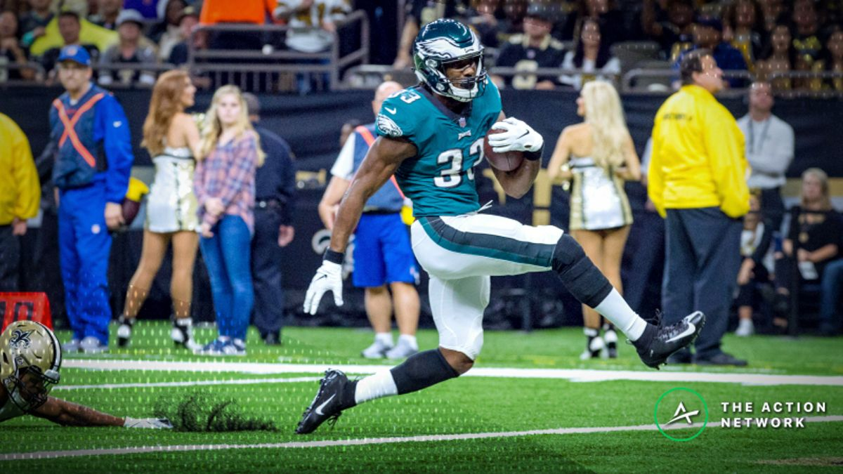 NFL Divisional Round Funnel Defense Ratings: Eagles Could Spoil Saints' Super Bowl Run article feature image