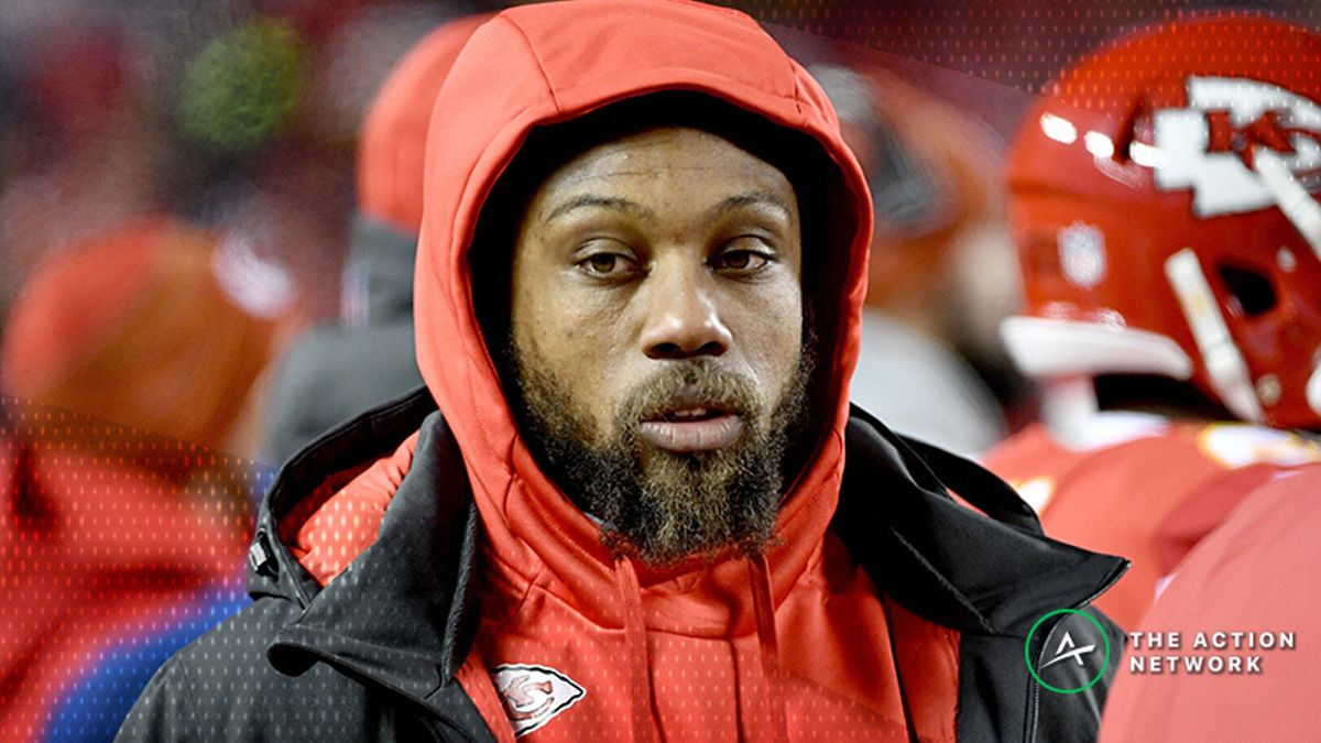 NFL Conference Championship Injury Report: Eric Berry Will Suit Up vs. Patriots article feature image
