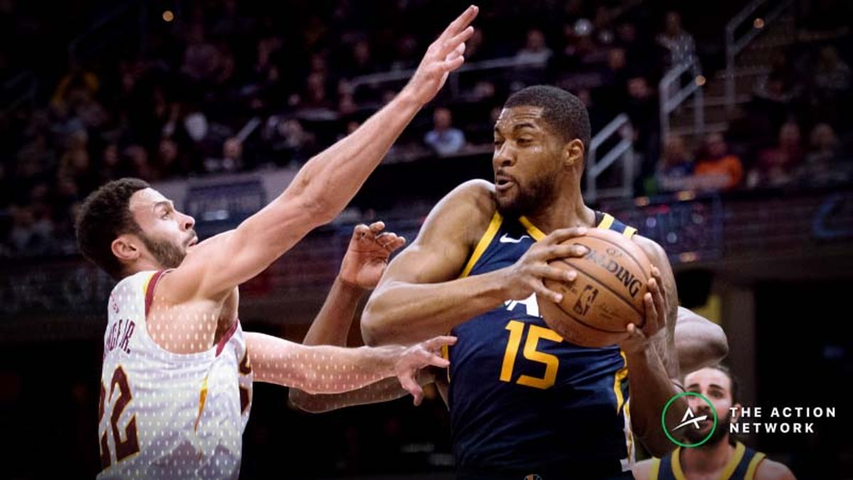 Saturday's Best NBA Player Props: Betting Derrick Favors Rebounds, More article feature image