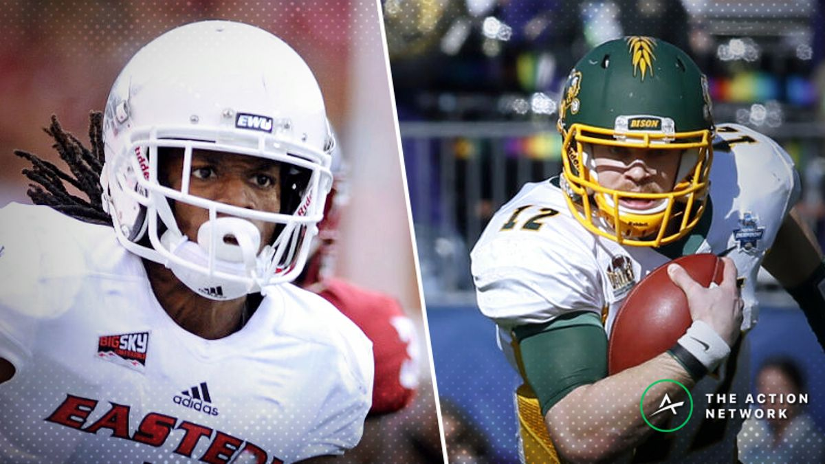 2019 FCS Championship Betting Guide: Will North Dakota State Roll Eastern Washington Again? article feature image