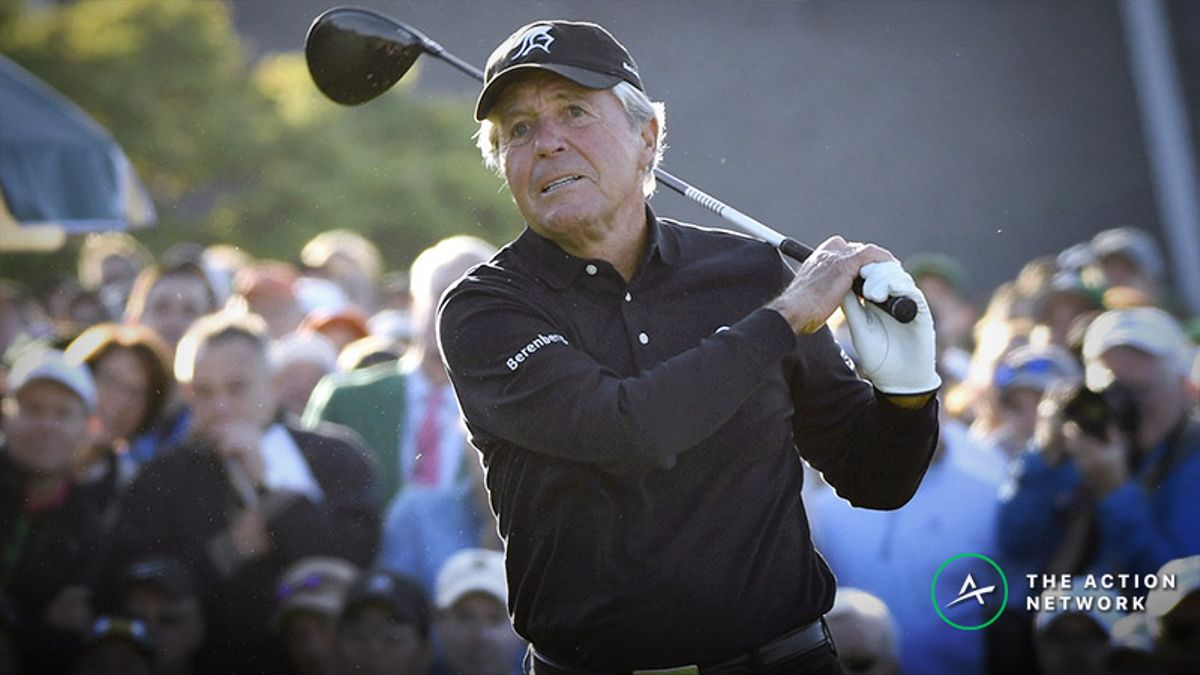Gary Player's Favorite Golf Gambling Story: Arnold Palmer and a South African Goldmine article feature image