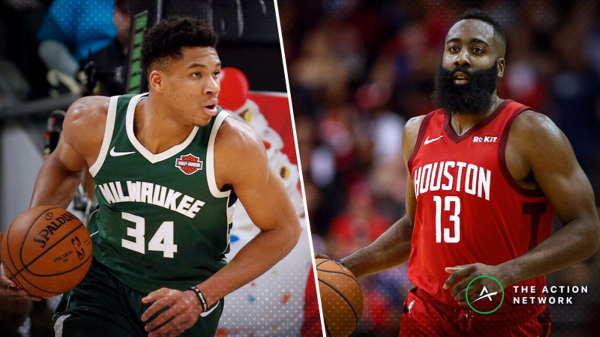 Bucks-Rockets Betting Guide: Houston in Rare Spot as Home Dog article feature image