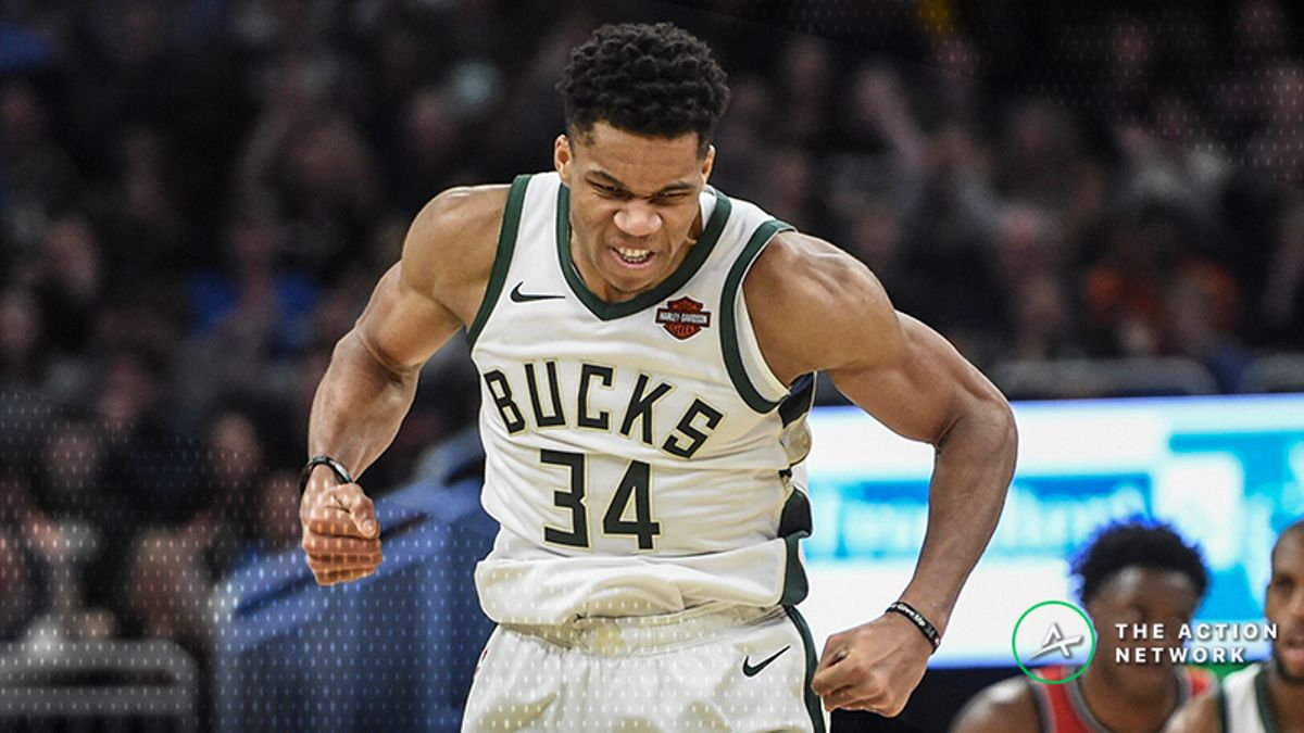 The Angles: Expect Bucks-Rockets to Be High-Scoring? article feature image