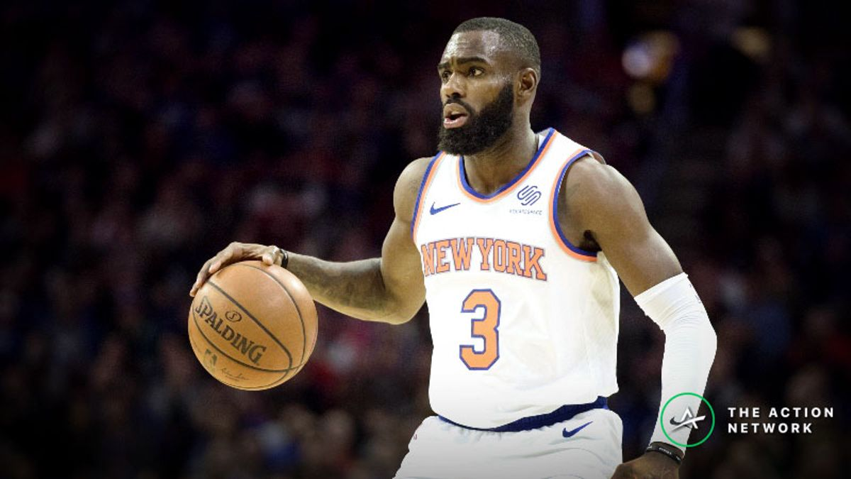 NBA Betting Tip: Well-Rested Teams Undervalued Late in the Season article feature image