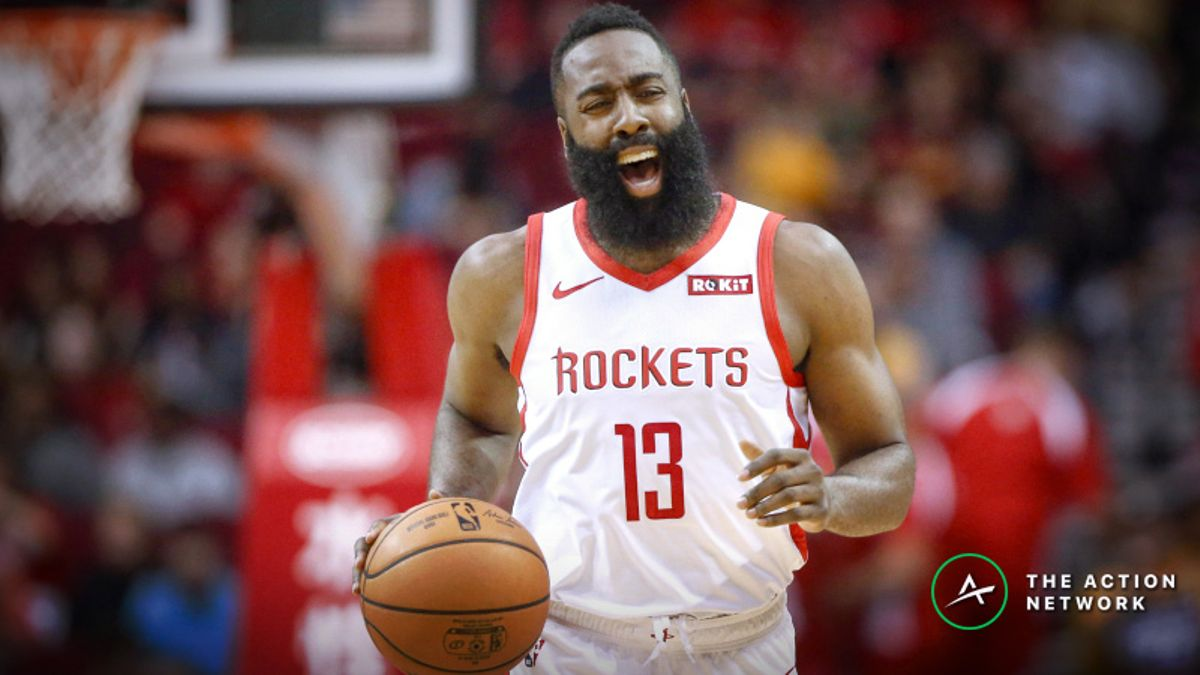 NBA Sharp Report: Smart Money Hitting Raptors-Rockets, 4 Other Friday Games article feature image