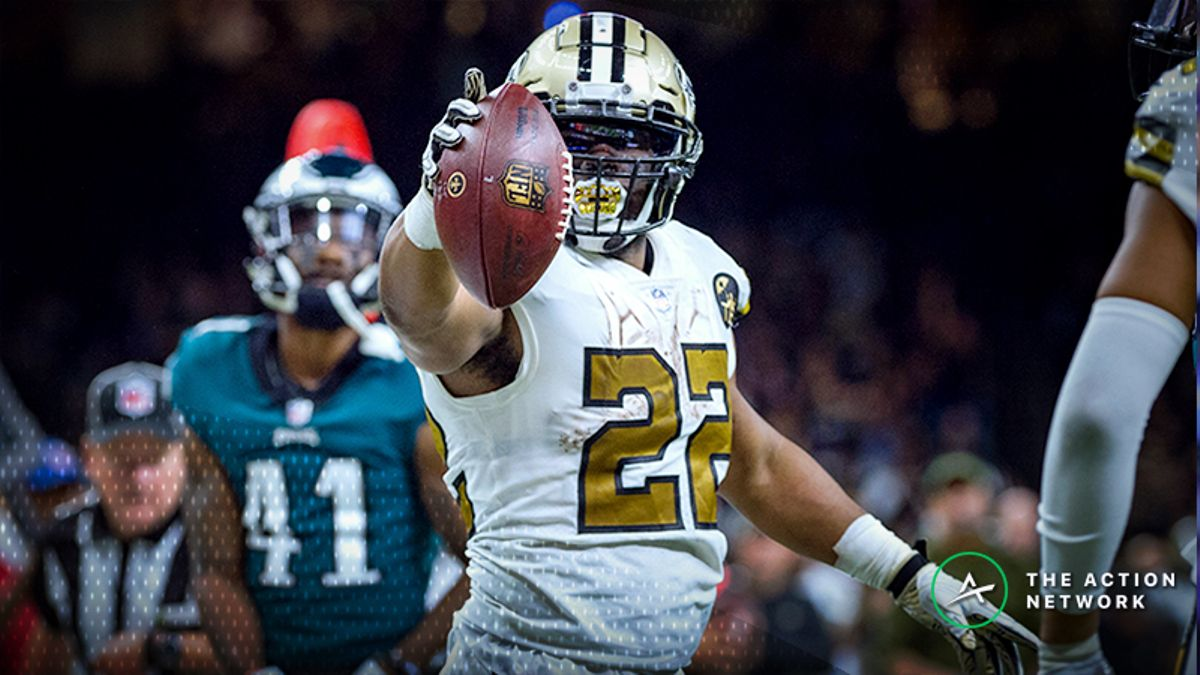 Eagles-Saints Betting Odds: Tracking NFL Divisional Playoff Line Moves article feature image