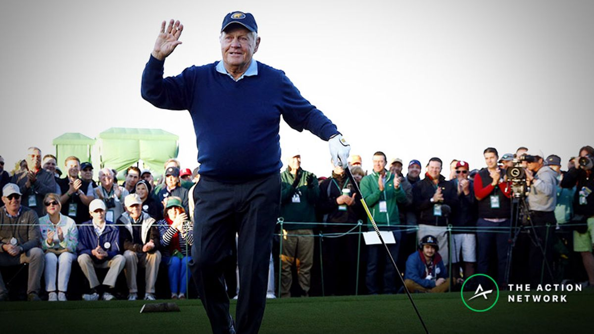 Jack Nicklaus' Favorite Golf Gambling Story: Betting on Himself at Cherry Hills article feature image