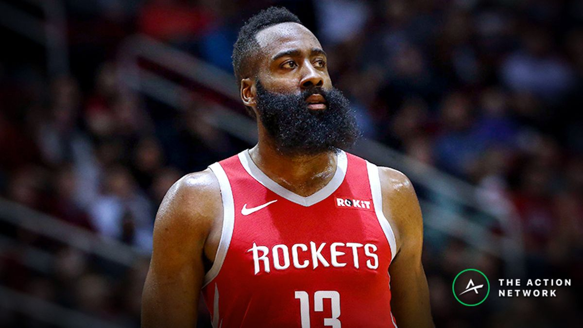 Moore: It's Time to Fade James Harden's MVP Chances article feature image